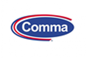 Comma Oil logo
